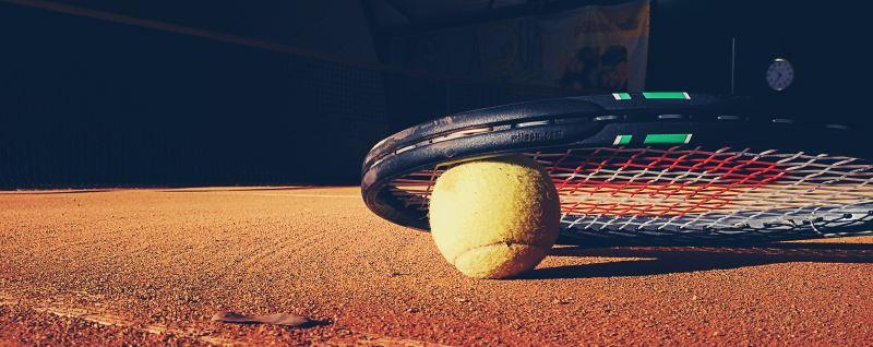 tennis sun