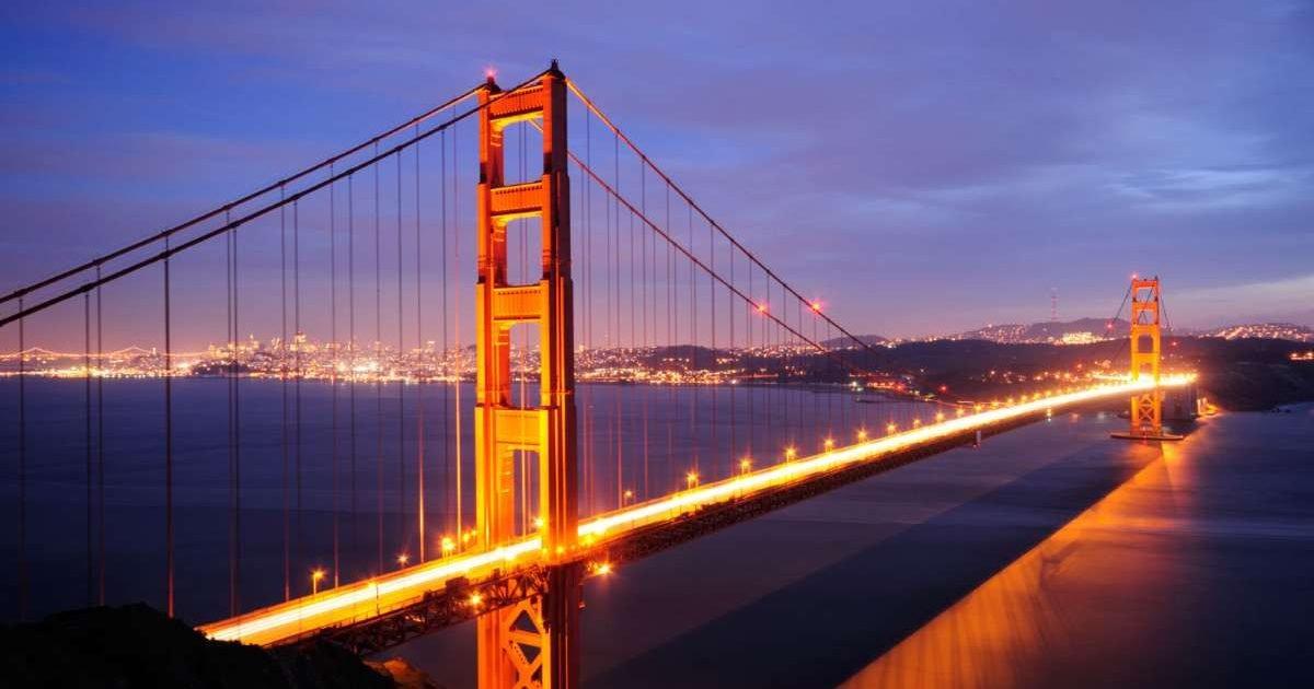 how did the golden gate bridge get its name  interesting