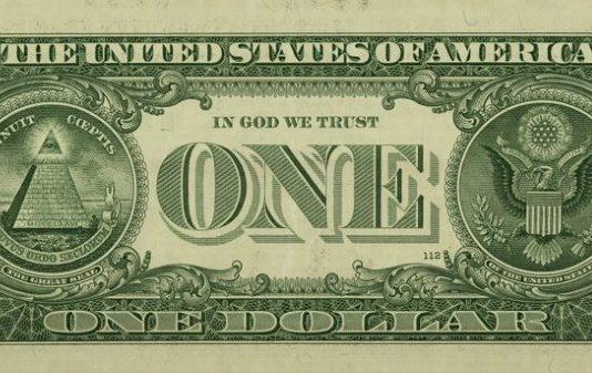 Dollar Bill Back