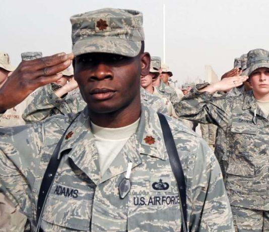 Air Force Salute