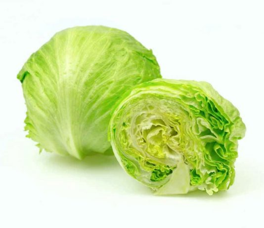 Why is it called iceberg lettuce?