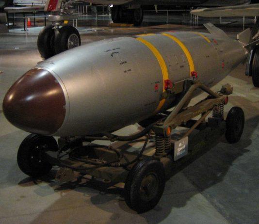 Mark 7 Nuclear Bomb