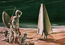 Mars Astronauts