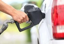 Topping off your gas tank