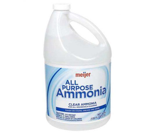 Meijer ammonia