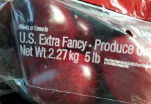 extra fancy apples