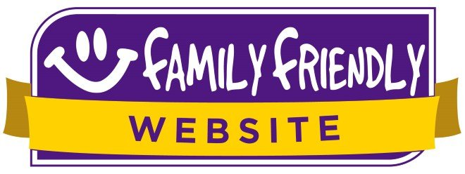 Family Friendly Website Logo
