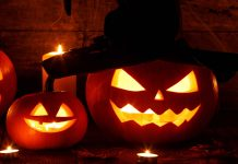 Halloween Jack O Lanters